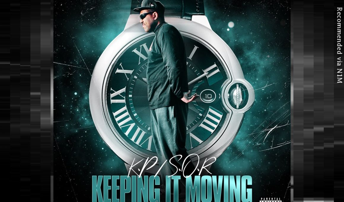 Keeping it Moving  (Hollis production)