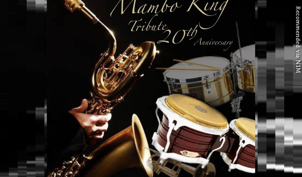 Mambo 20 Salsa Version Mambo King Tribute