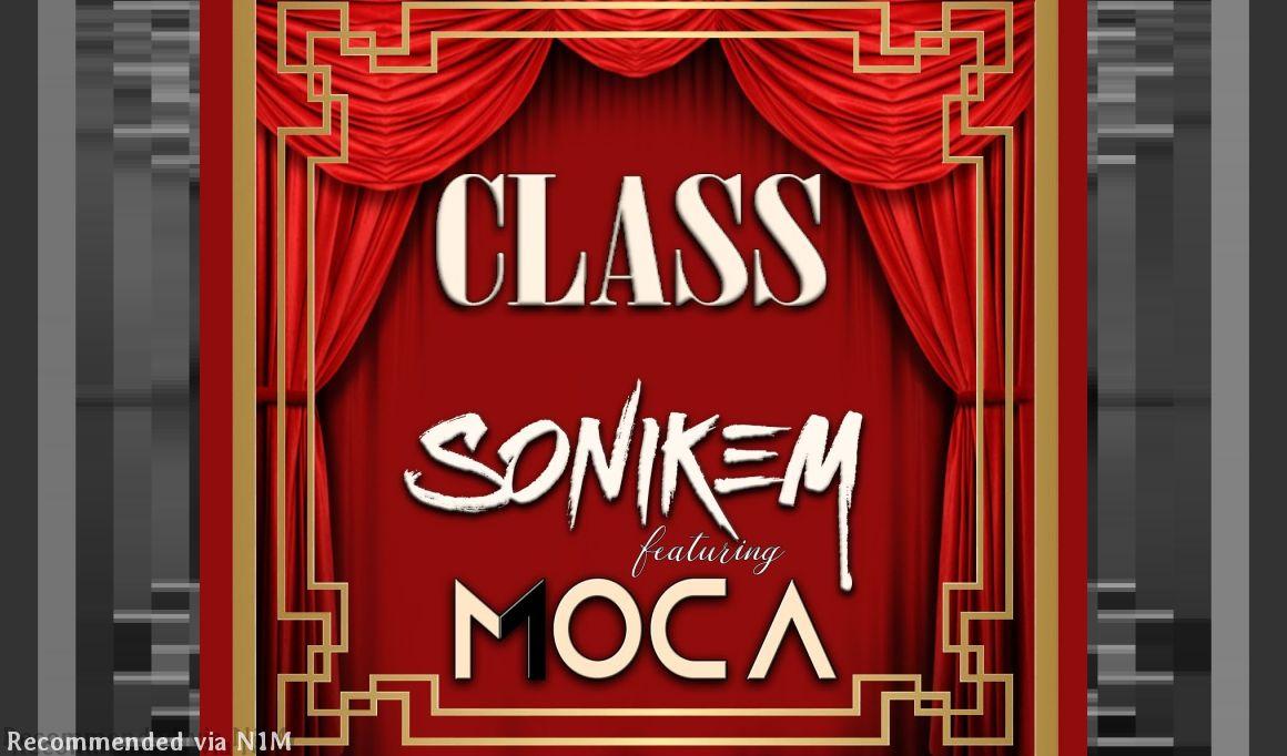 Class - Soniken / Moca(Raven Reii)
