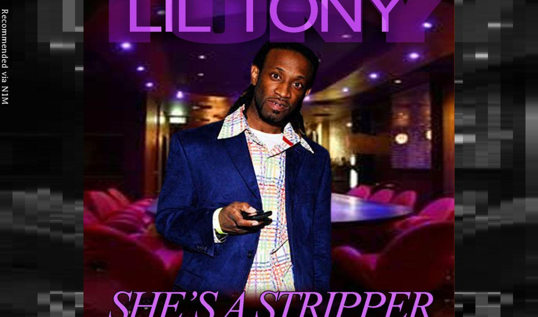 She's A stripper