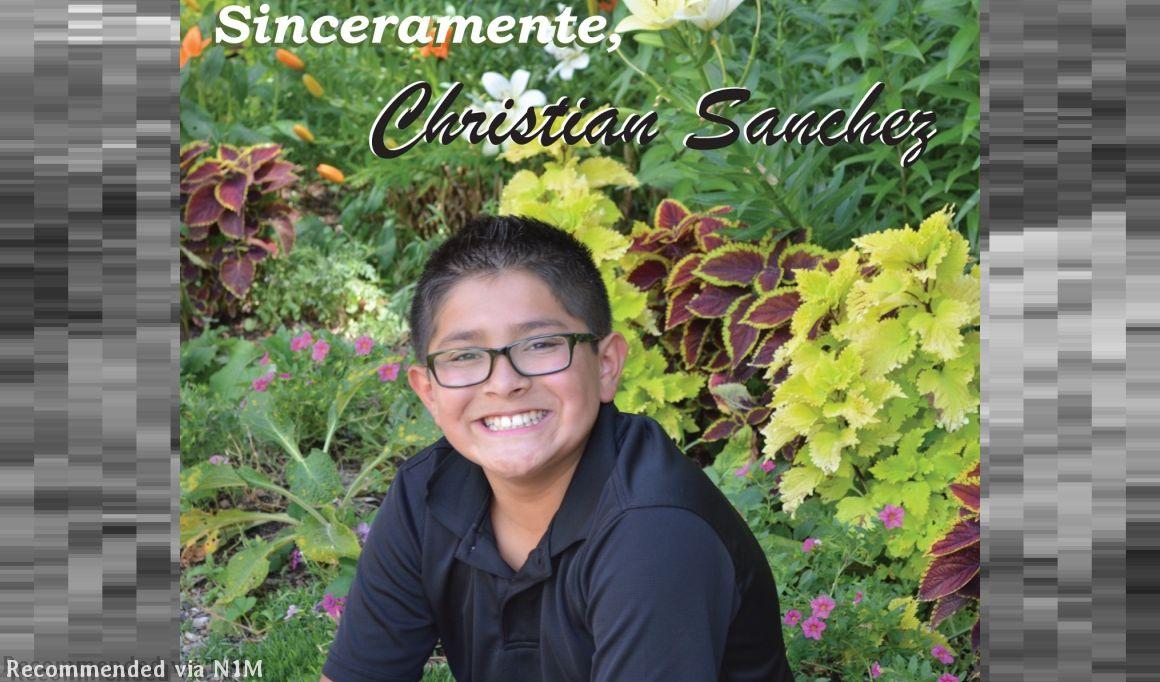 Que Grande El Amor De Dios by Christian Sanchez