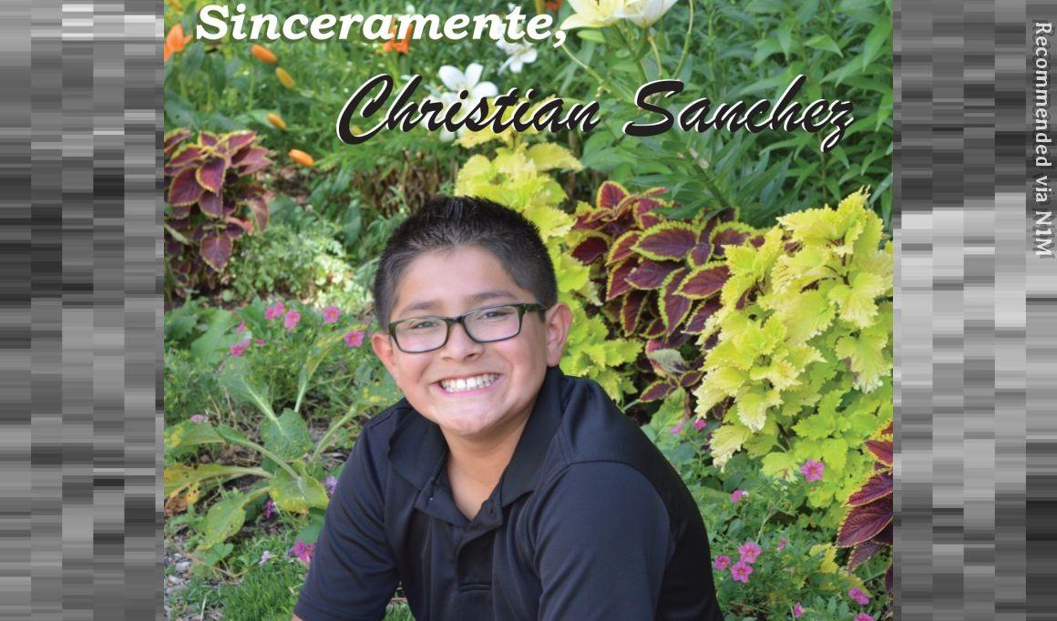 Mi Madrecita by Christian Sanchez & Jerry Dean