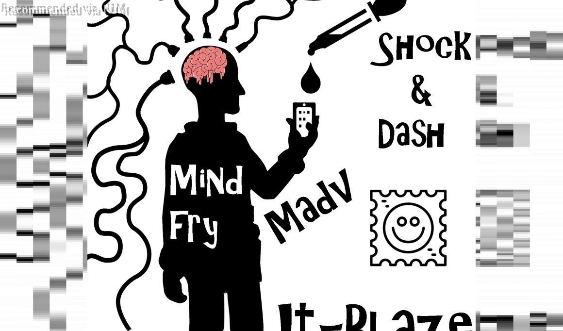 Mind Fry by JT-Blaze Feat. Shock, Dash, & Madv (Prod. by Dopeboys Music)