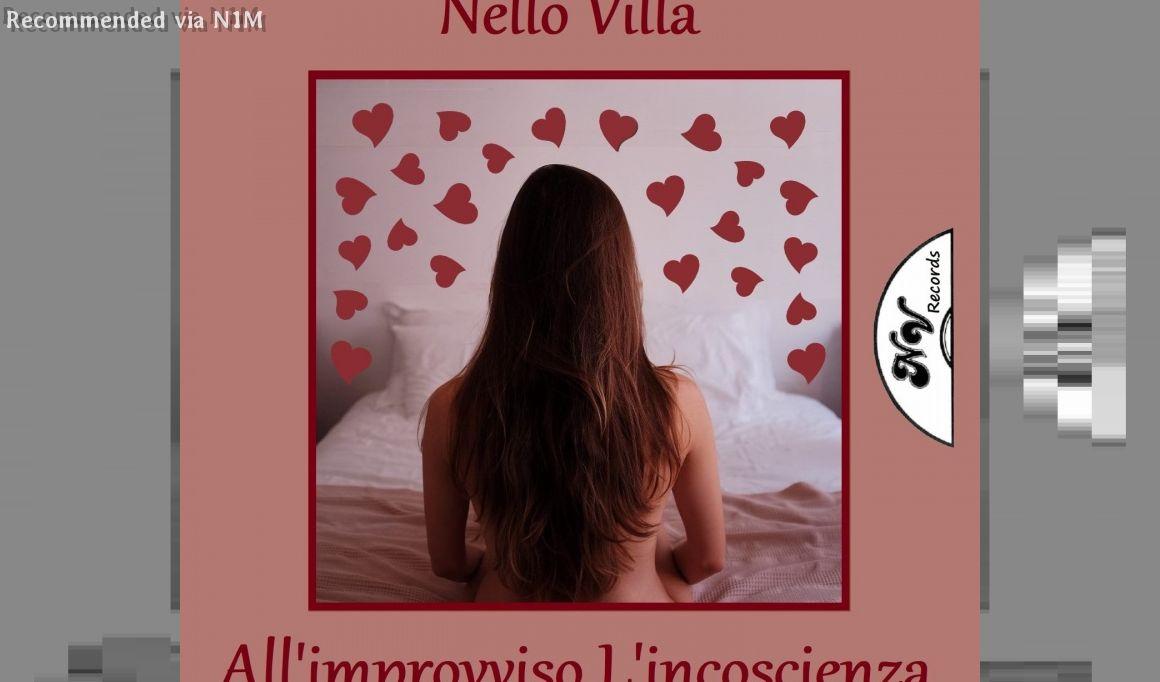 All'improvviso L'incoscienza - Digital Single (2020) - Italian Cover of the singer-songwriter Roberto Soffici