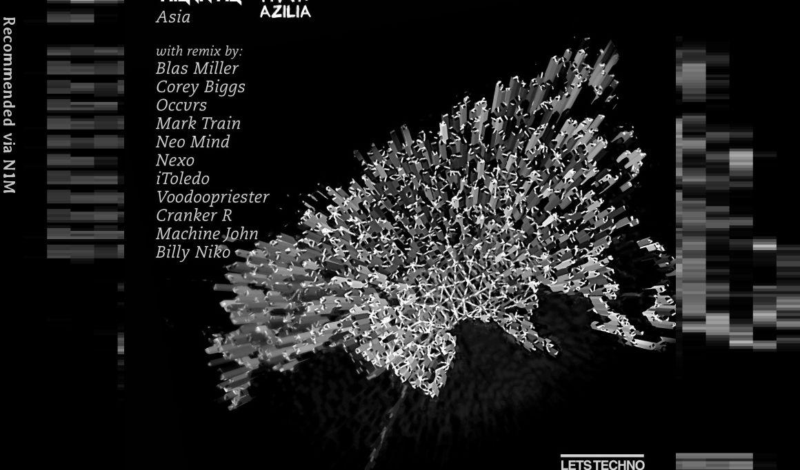 Hannya & Azilla - Asia (Corey Biggs Remix)