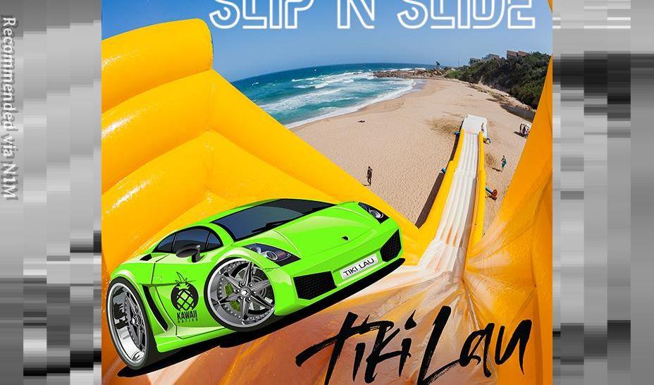 Slip N Slide Tiki Lau