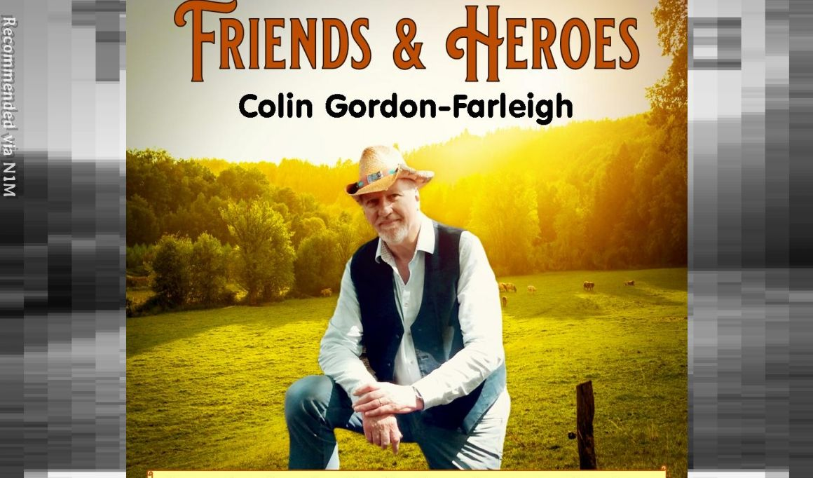 Merry Christmas From Our House - Colin Gordon-Farleigh (Cover)