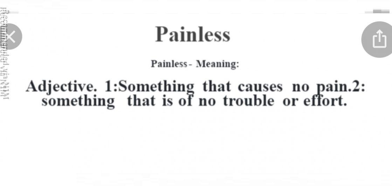 Painless ft. Moley Mujahid
