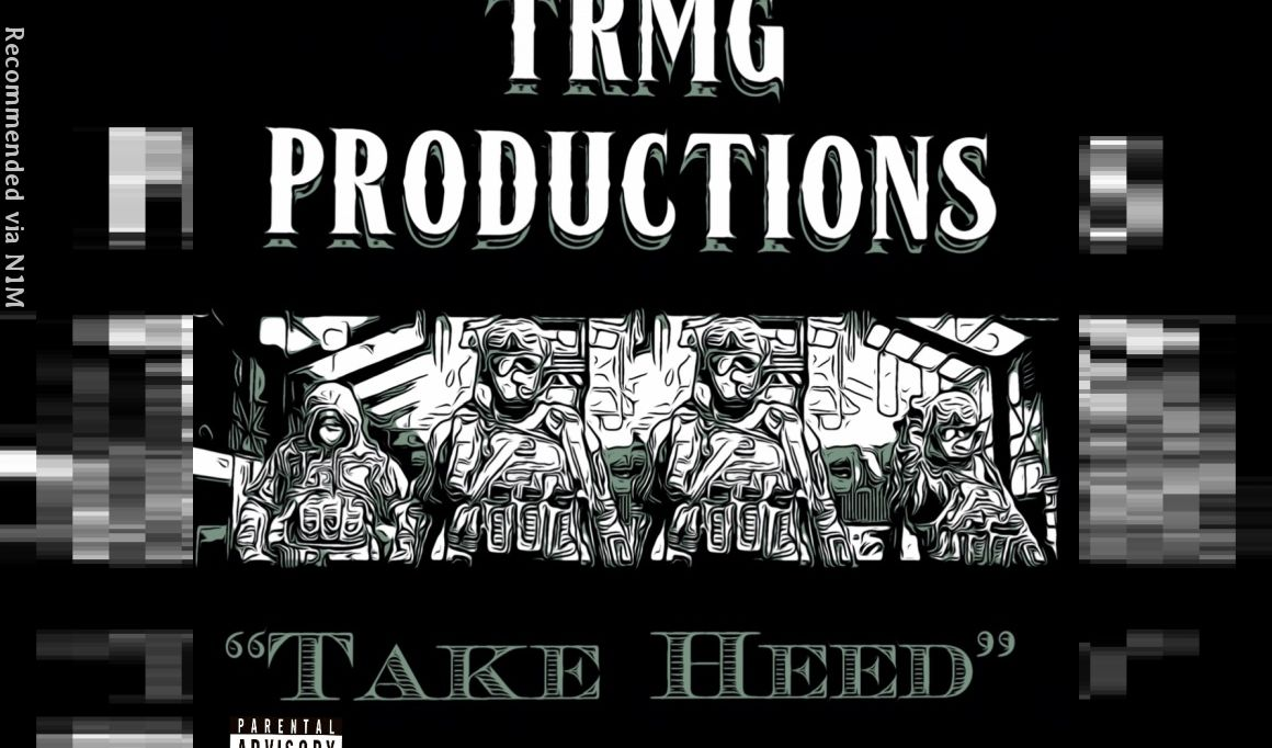 """""""Take Heed"""" Promotional use only"""