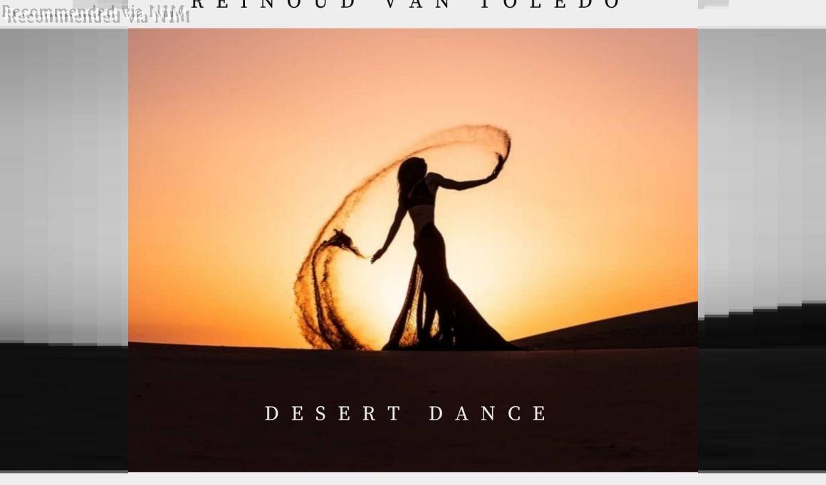 Reinuod Van Toledo - Desert dance (Mauro Novani tribe Remix)