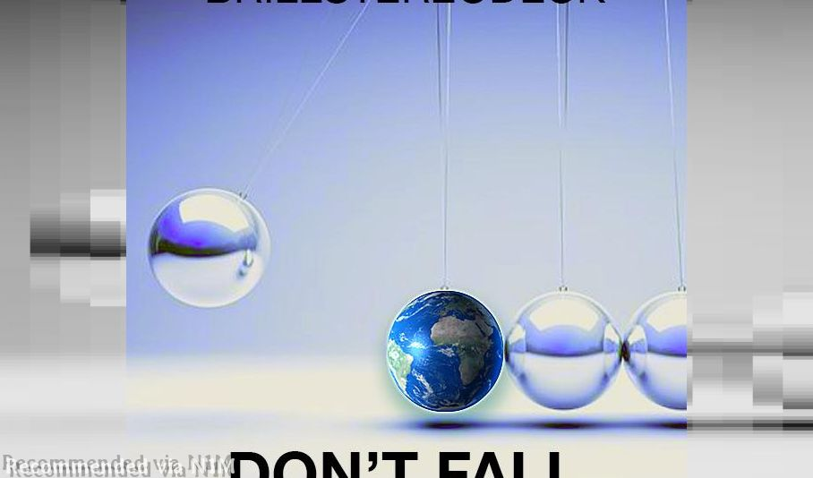 Don't Fall - A Message