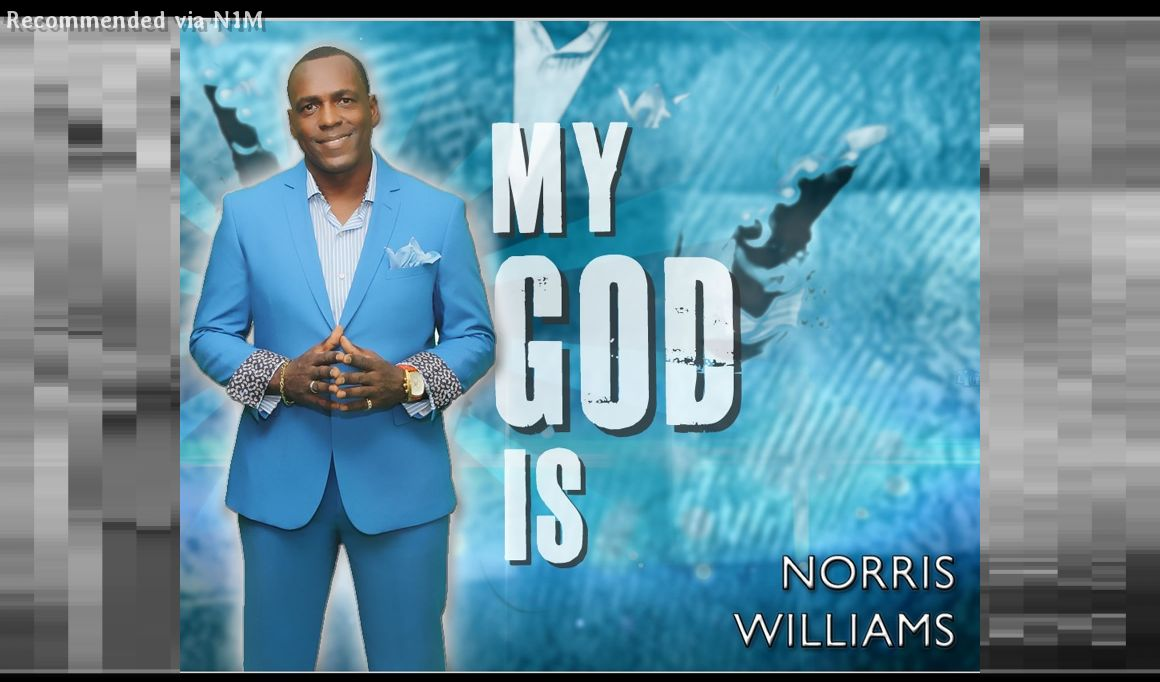 'Prayer Of The Backslider' by Norris Williams