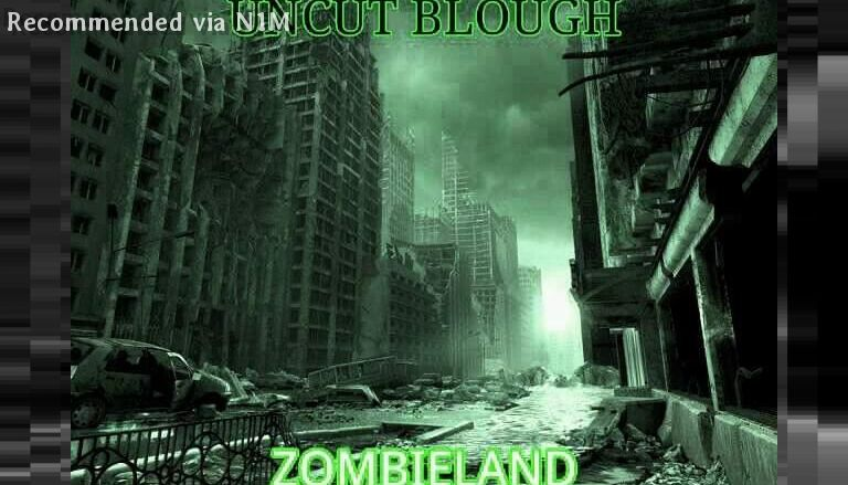 6) BE URSELF..Scarbrough and Blitzamus Bang and The Silky Tones..ZOMBIELAND..UNCUT BLOUGH
