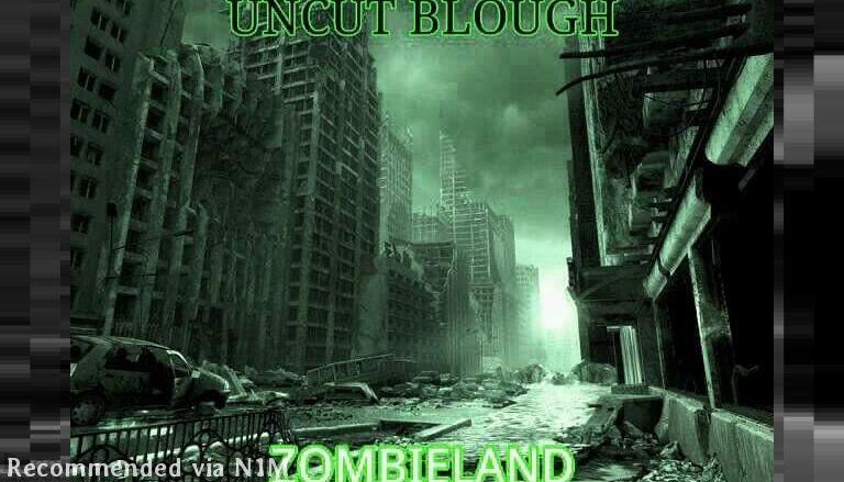 1) STRAIGHT RAW Scarbrough and Blitzamus Bang ..ZOMBIELAND..UNCUT BLOUGH