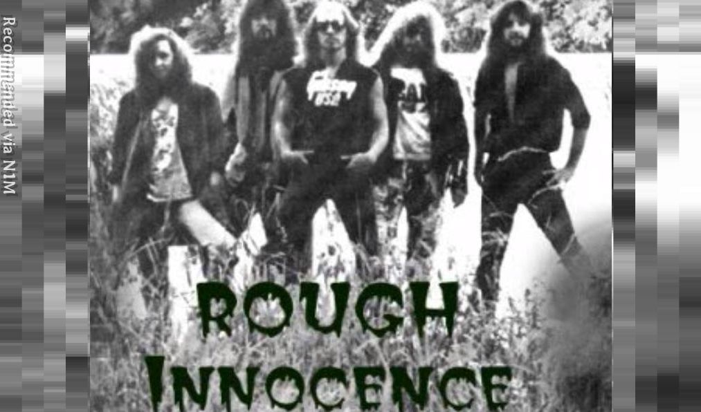 Love Will Be Waiting - Rough Innocence – You Decide Album 1992 ©