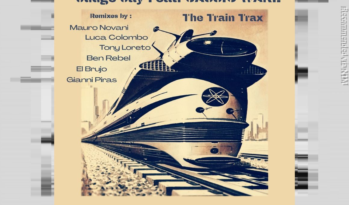Judge Jay Feat. Cassio Ware - The Train Trax (Gianni Piras Soul Station Remix)