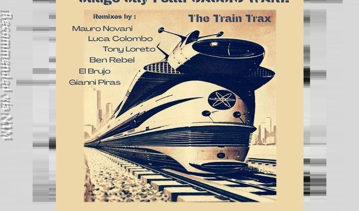 Judge jay - The Train Trax Feat Cassio Ware (El Brujo Along The Trax Remix)