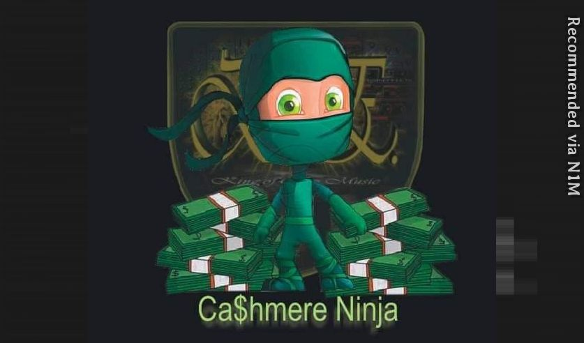 Be What You Want ft. JayBiz & Cashmere Ninja
