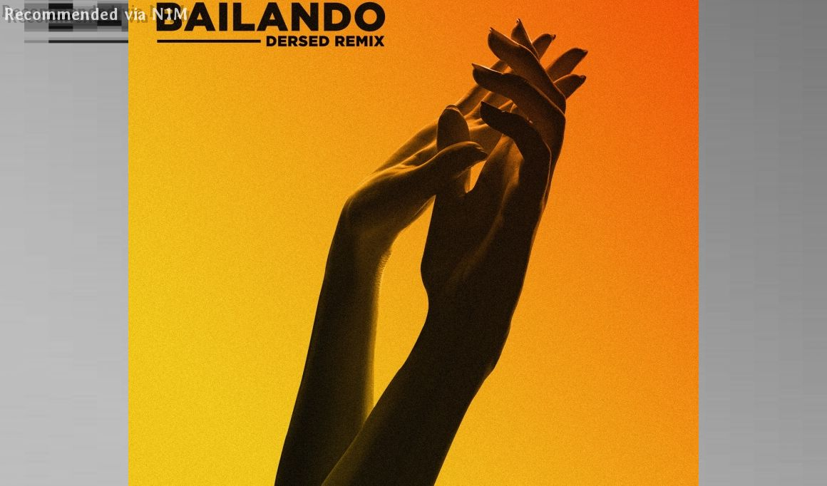 BE1 - BAILANDO (Dersed Extended Remix)