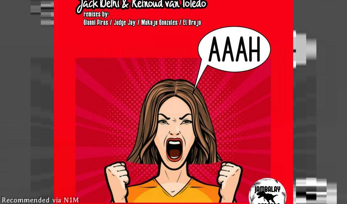Jack Delhi, Reinoud van Toledo - AAAH (Gianni Piras Remix)
