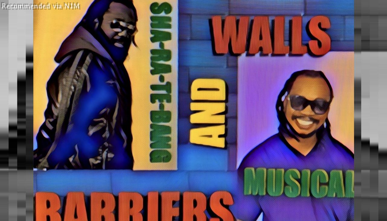 WALLS AND BARRIERS Feat MUSICAL (PROMO ONLY)
