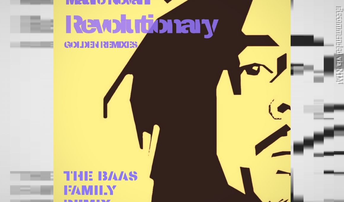MAURO NOVANI - REVOLUTIONARY (The Baas Family Remix)