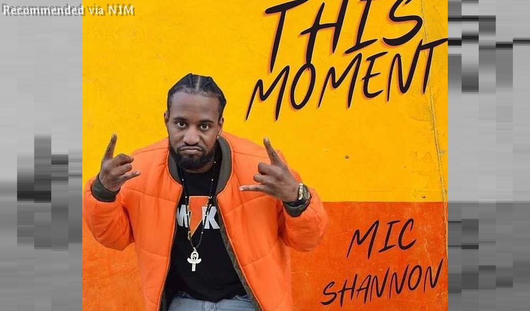 MIC SHANNON - THIS MOMENT