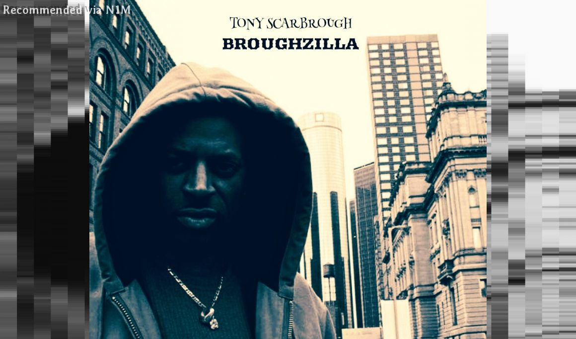 NEW 1) MEAT & POTATOES feat The Silky Tones .. BROUGHZILLA