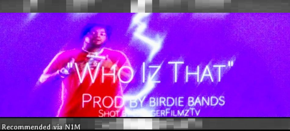 Ajezzy E - Who Is That (prod. birdie bands)
