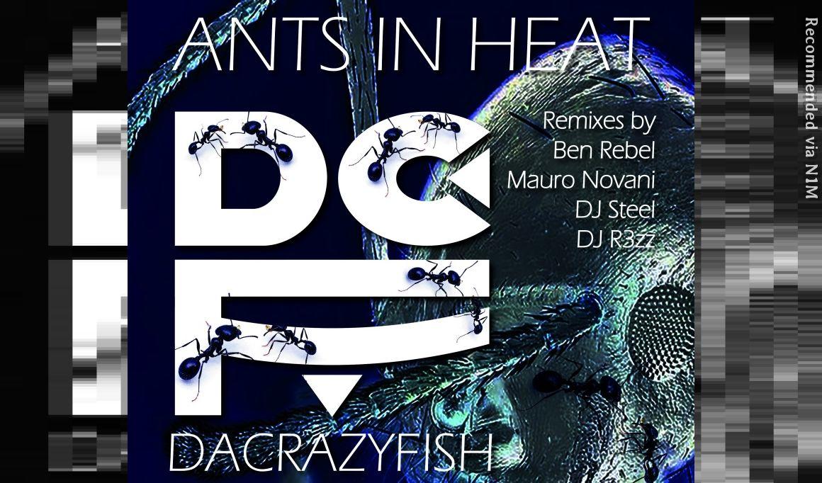 DACRAZYFISH - ANTS IN HEAT (Mauro Novani Remix)