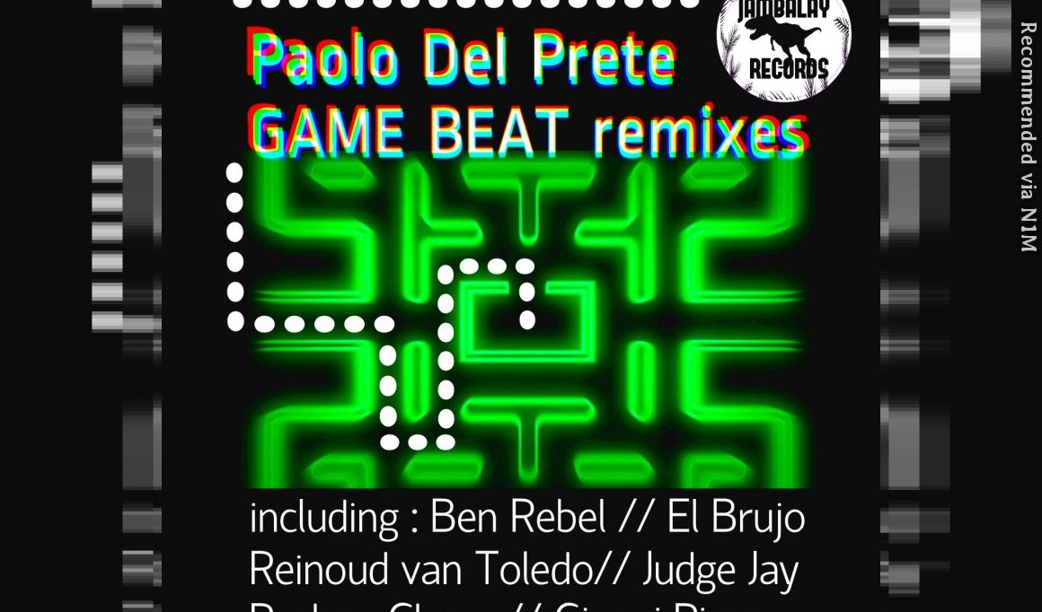 Paolo Del Prete - Game Beat (Gianni Piras Prog Remix)