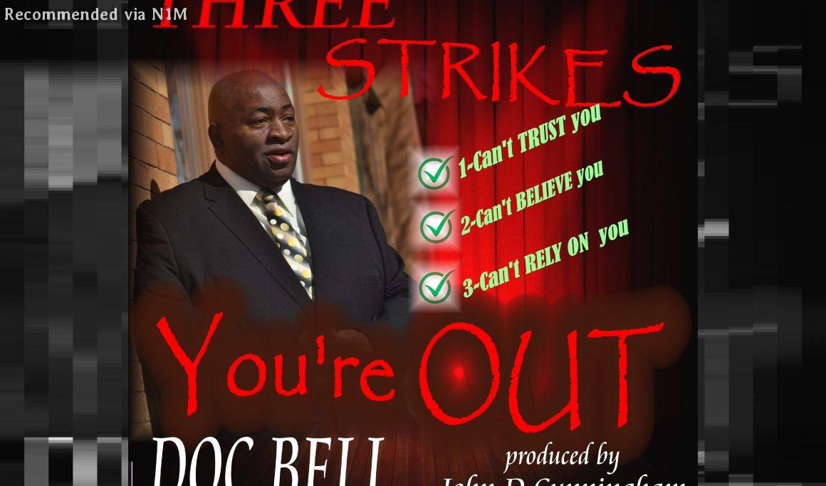 Three Strikes You're Out