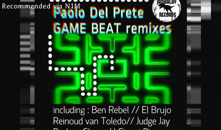 Paolo Del Prete - Game Beat (El Brujo Remix)