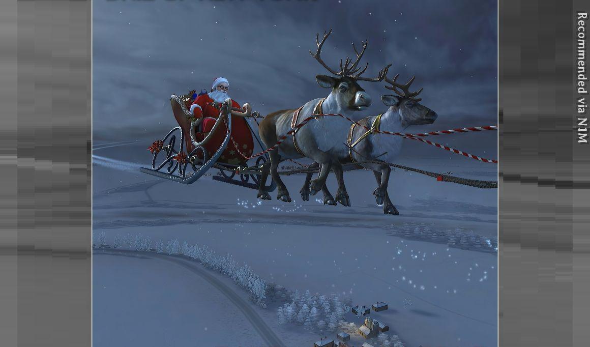 Santa Goes Nasdag · [ 2020 Edit ]