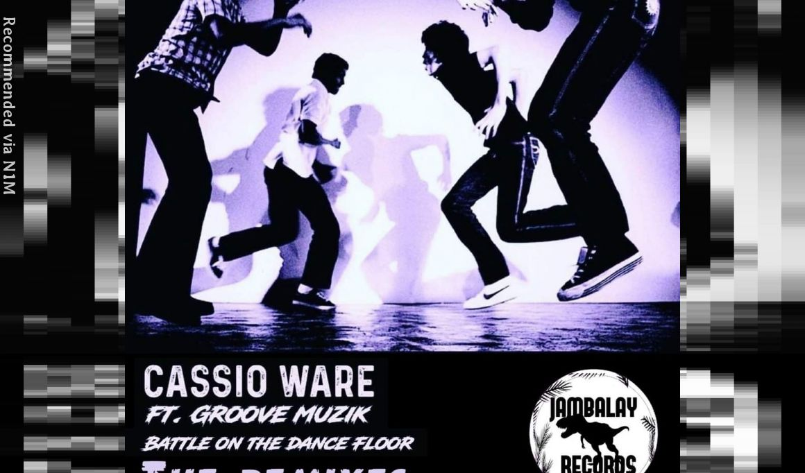 CASSIO WARE FEAT. GROOVE MUZIK - BATTLE ON THE DANCEFLOOR (MAURO NOVANI REMIX)