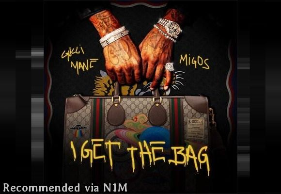 "Gucci Mane ft. Migos ""I Get The Bag"" (Bruklyn Drill remix)"
