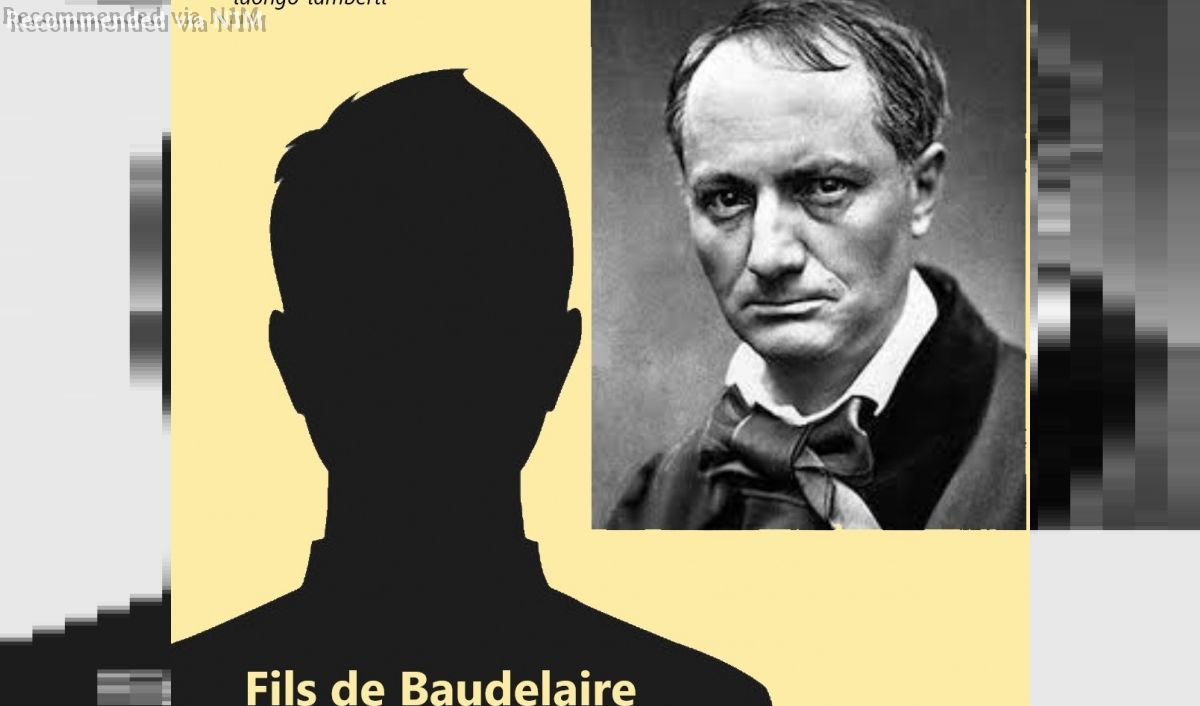 fils de Baudelaire - Luongo Lamberti