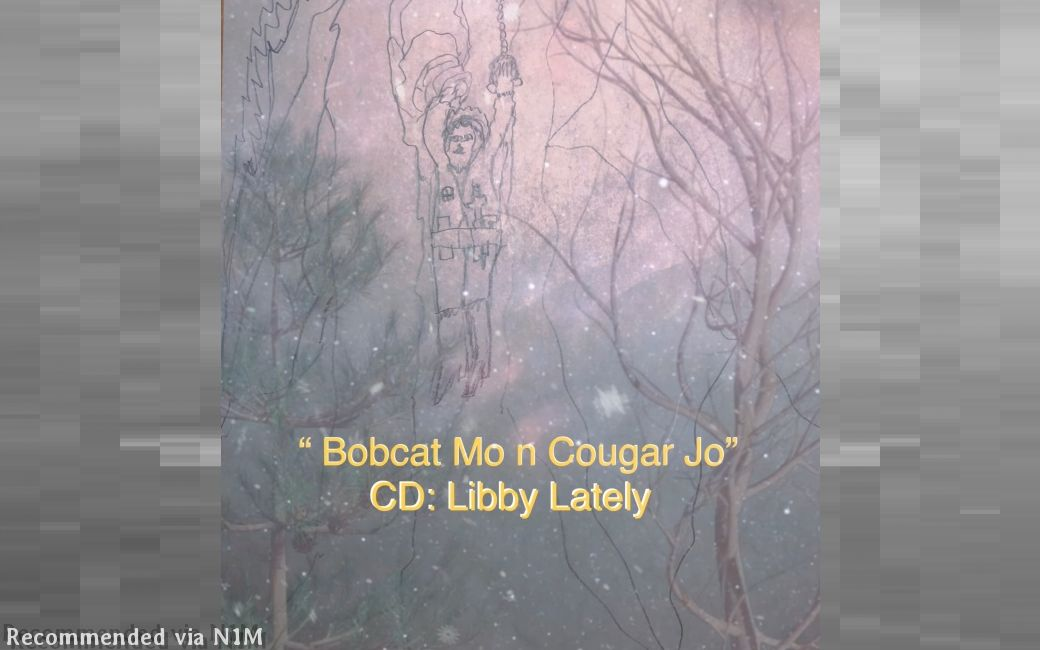 Bobcat Mo N Cougar Jo