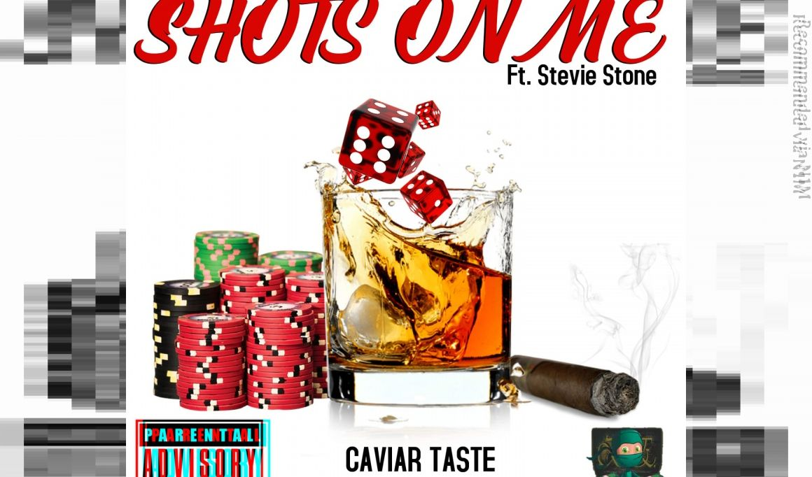 Shots On Me ft. Cashmere Ninja & Stevie Stone (Strange Music)