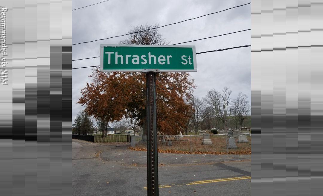 Thrasher Street