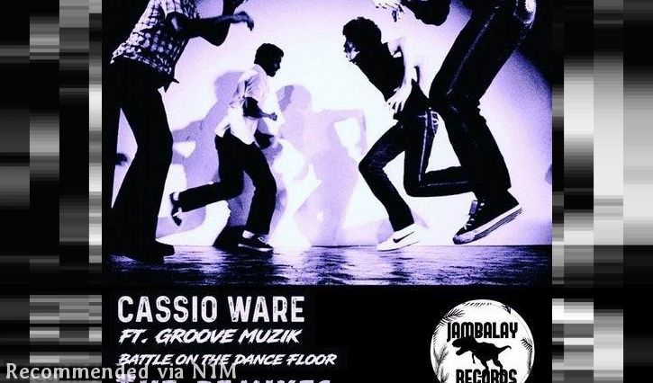 Cassio Ware - Battle On The Dancefloor (El Brujo Deep & Dark remix)