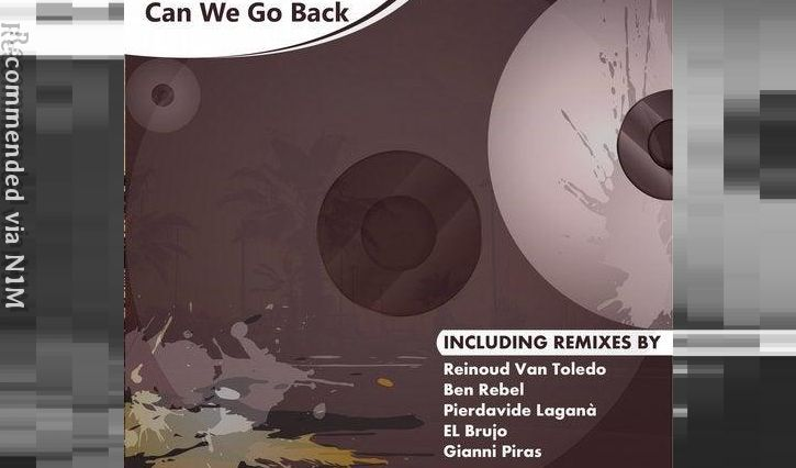 Prolurv Charm - Can We Go Back (El Brujo Remix)