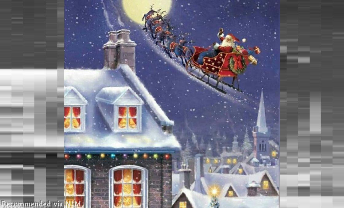 Santa's Getting Ready