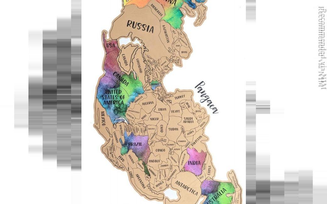 Pangea: or, Terra's Fear