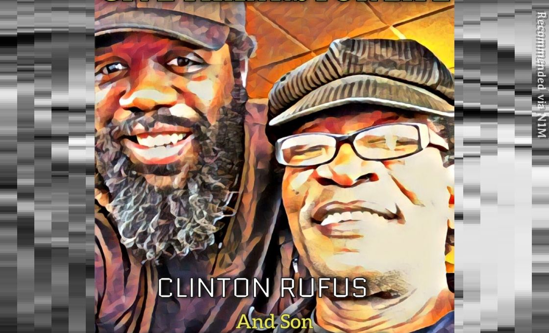 GIVE THANKS FOR LIFE-CLINTON RUFUS X 2