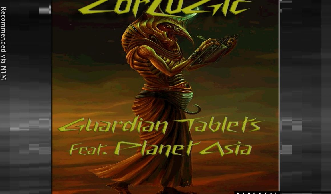 Guardian Tablets feat. Planet Asia