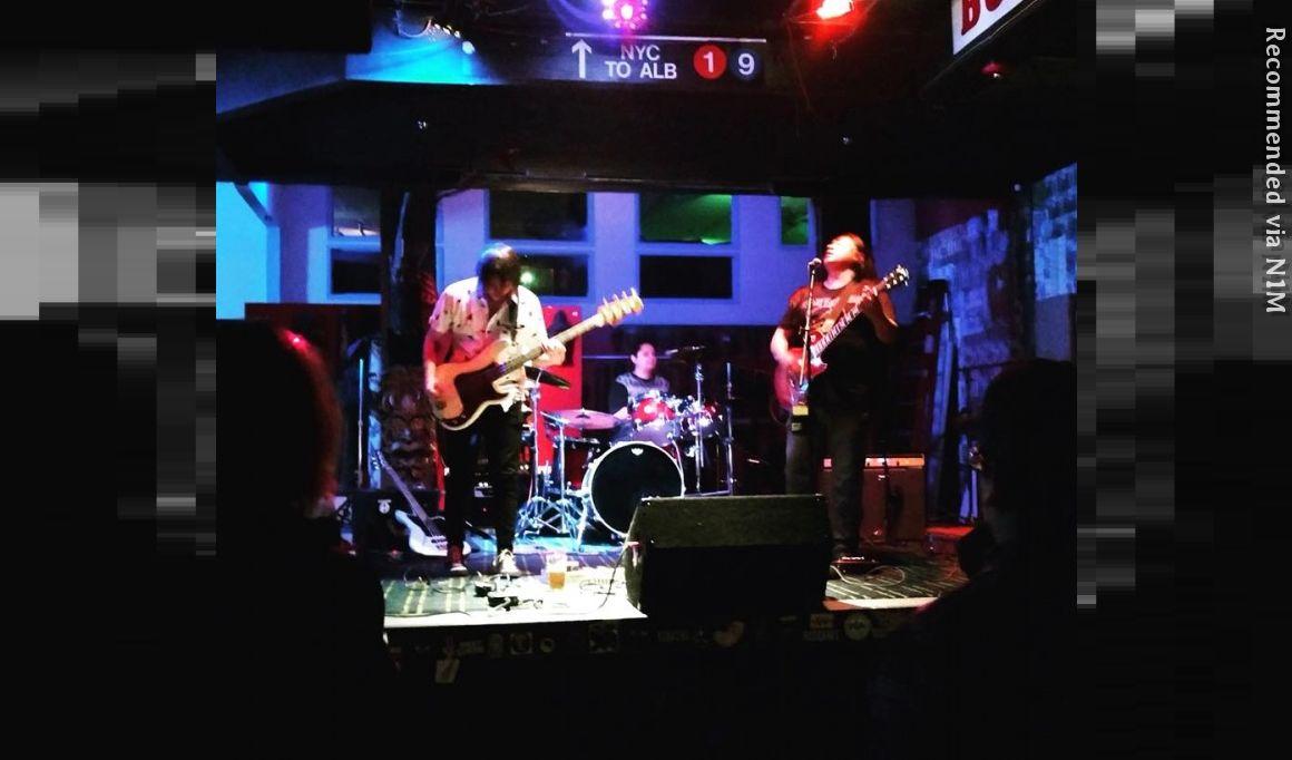 Valarie (Live at Burt's Tiki Lounge 5.31.17)