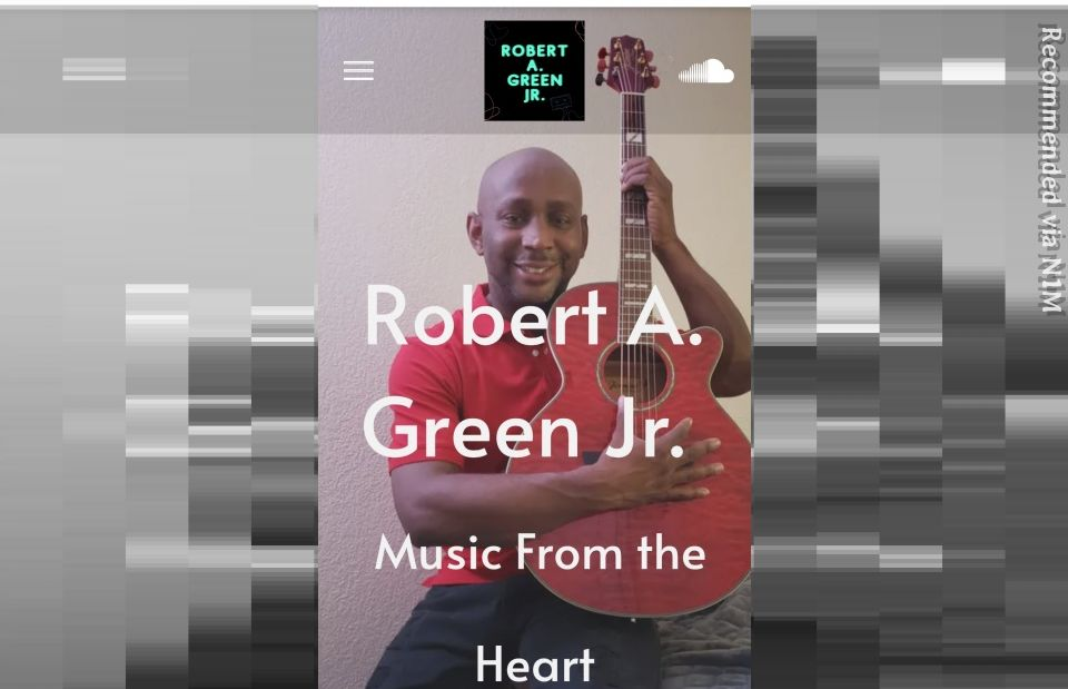 Hello/cover by Robert A Green Jr/originally by Lionel Ritchie