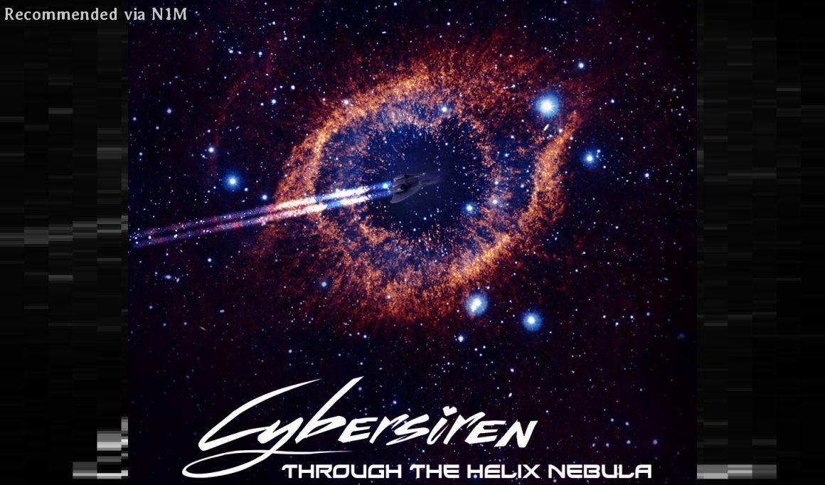 Kahlina Cybersiren - Through The Helix Nebula