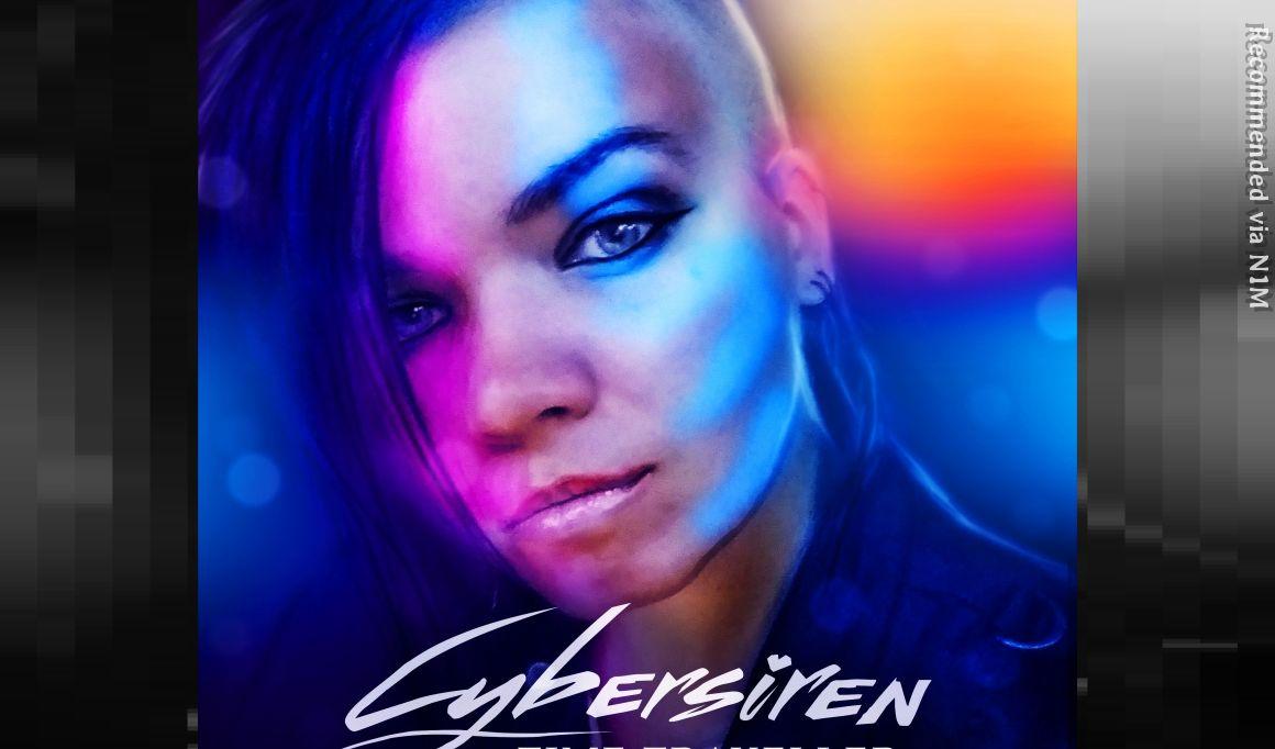 Kahlina Cybersiren - Astral Warrior(Unreleased Demo)